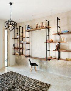 Estanterías estilo industrial. www.mimaniqui.es