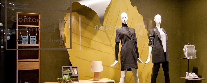 Comienza la cuenta atrás para la vuelta al cole… escaparates y tiendas se preparan para su nuevo look otoñal.