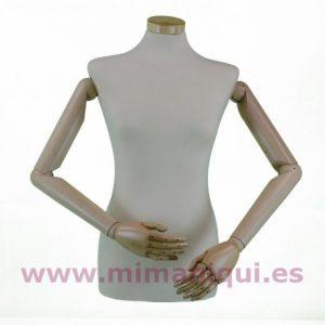 busto-de-señora-con-brazos-articulados
